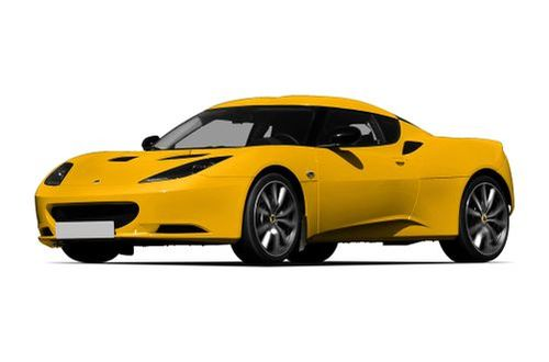 2011 Lotus Evora Coupe