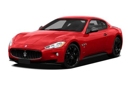 2011 Maserati GranTurismo