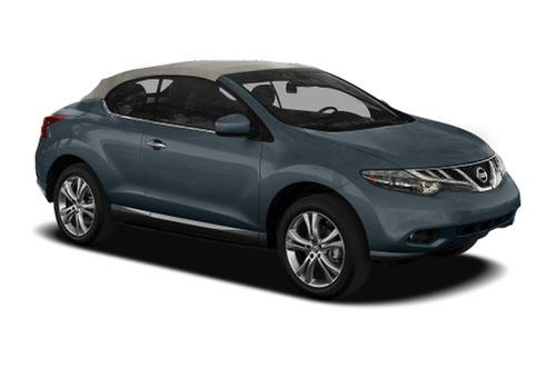 2011 Nissan Murano CrossCabriolet 2dr AWD