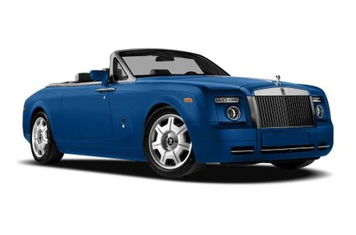 2011 Rolls-Royce Phantom Drophead Coupe
