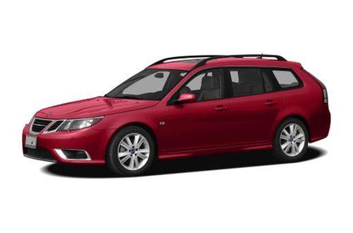 2011 Saab 9-3 4dr SportCombi