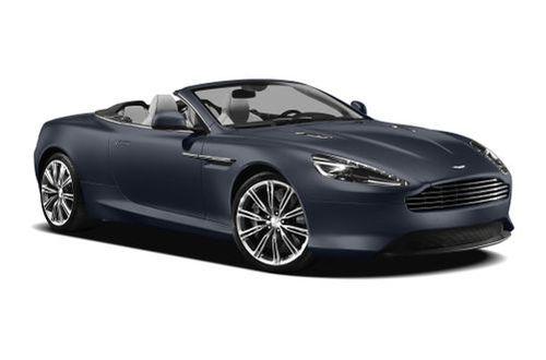 2012 Aston Martin Virage 2dr Convertible
