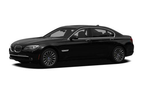 2012 BMW 740