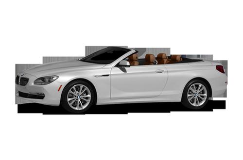 2012 BMW 640