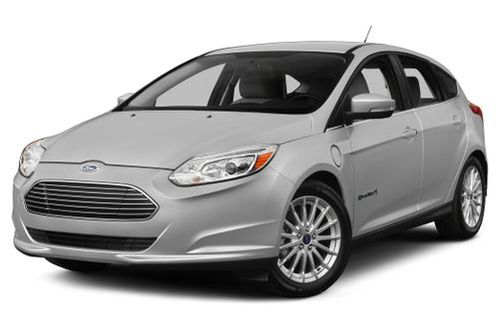 2012 Ford Focus Electric 4dr Hatchback