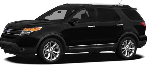 2012 ford explorer recalls. Black Bedroom Furniture Sets. Home Design Ideas