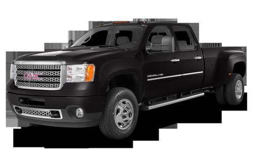 2012 GMC Sierra 3500