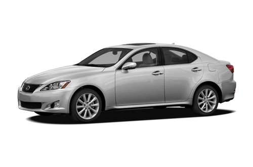 2012 Lexus IS 350