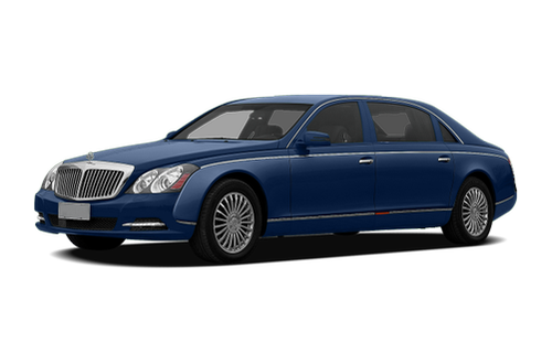 Maybach Type 62