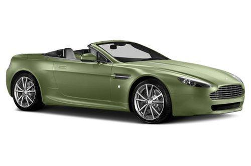 2013 Aston Martin V8 Vantage 2dr Roadster