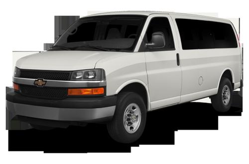 2013 Chevrolet Express 3500