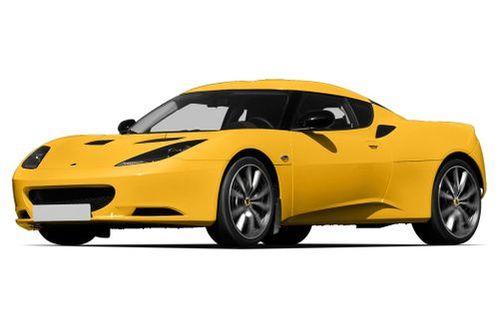 2013 Lotus Evora 2dr Coupe