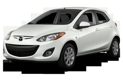 2013 Mazda Mazda2