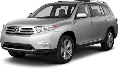 2017 Toyota Highlander Recalls