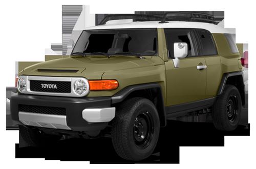 2013 Toyota FJ Cruiser Expert Reviews, Specs and Photos ...