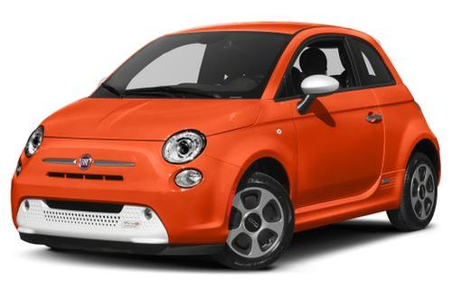 Used 2015 Fiat 500e For Sale Near Me Cars Com