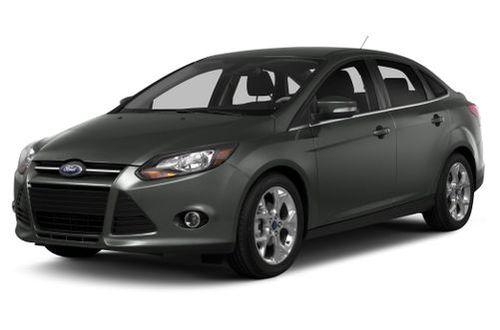 2014 Ford Focus  sc 1 st  Cars.com & Ford Focus Sedan Models Price Specs Reviews | Cars.com markmcfarlin.com