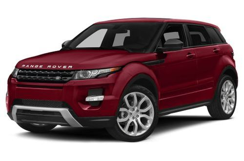 Used 2015 Land Rover Range Rover Evoque for Sale Near Me
