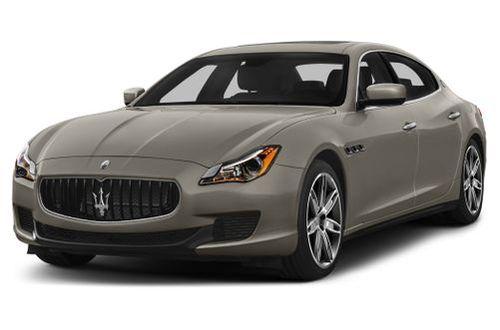 2014 maserati quattroporte trim levels & configurations | cars