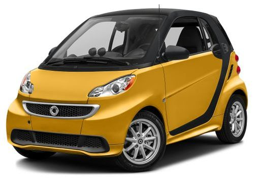 2017 Smart Fortwo Electric Drive 2dr Coupe