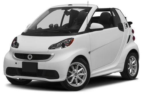 2014 smart fortwo electric drive 2dr Convertible