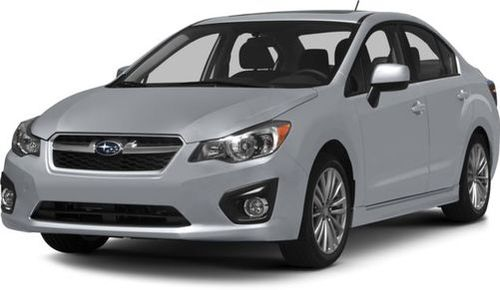 2014 Subaru Impreza Recalls | Cars com