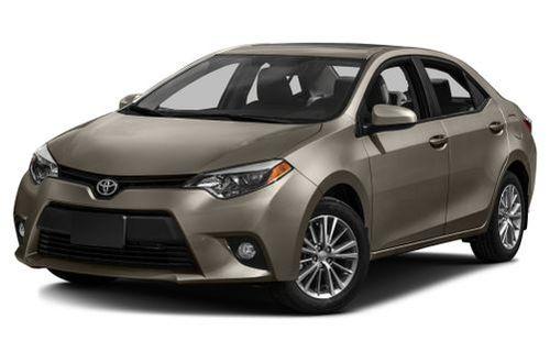2016 Toyota Corolla Specs Pictures Trims Colors  Carscom