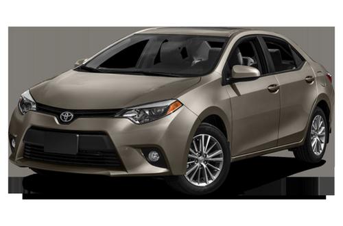 2014 Toyota Corolla Specs Trims Colors Cars Com