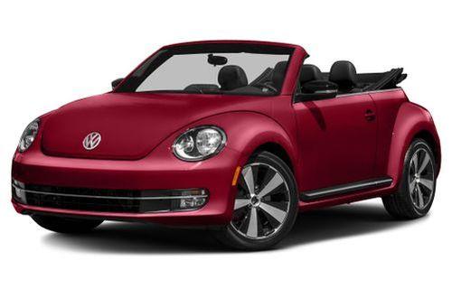 2014 Volkswagen Beetle 2dr Convertible