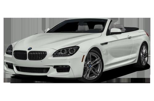 2015 BMW 640