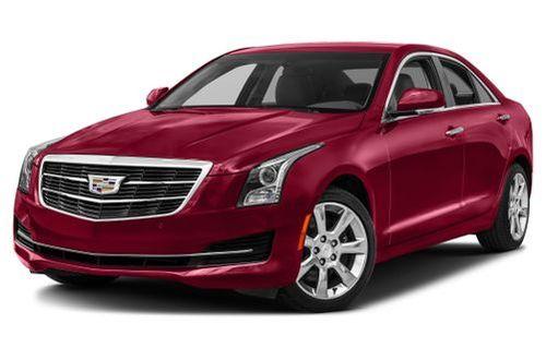 2015 Cadillac ATS 4dr RWD Sedan