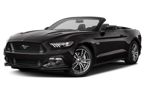 2015 Ford Mustang 2dr Convertible