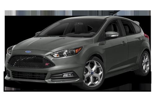 Ford Focus St Hatchback Models Price Specs Reviews Cars Com