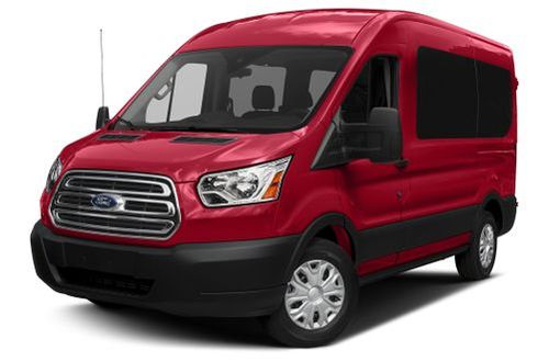 "2015 Ford Transit-150 Medium Roof Wagon 130"" WB"