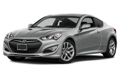 2015 Hyundai Genesis Coupe 2dr RWD