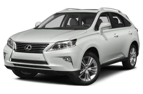 Lexus RX 450h Sport Utility Models Price Specs Reviews  Carscom