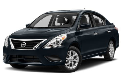 2018 Nissan Versa Overview | Cars.com