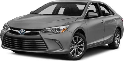 2017 Toyota Camry Hybrid Recalls