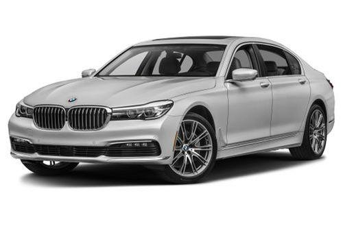 2018 BMW 740
