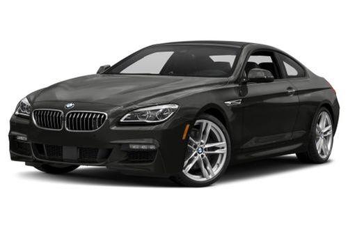 2016 BMW 650
