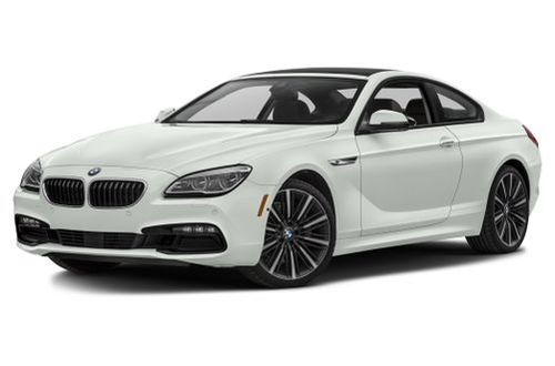 2016 BMW 640