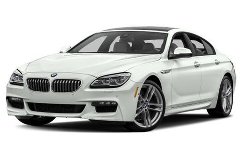 2018 BMW 650 Gran Coupe