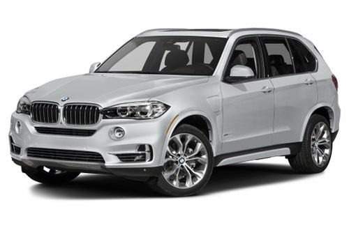 2017 Bmw X5 Edrive Vs Infiniti