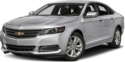 2017 Chevrolet Impala Recalls
