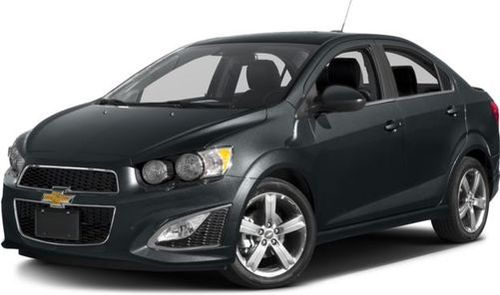 2016 Chevrolet Sonic Recalls Cars Com