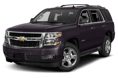 2017 Chevrolet Tahoe Trim Levels Configurations Cars Com