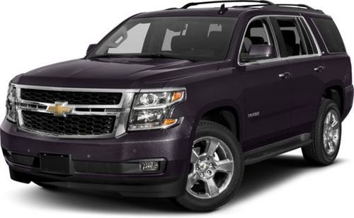 2017 Chevrolet Tahoe Recalls