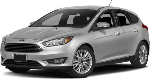 2017 Ford Focus Recalls