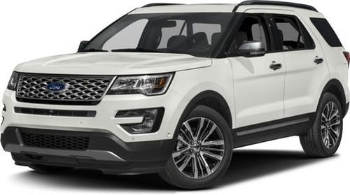 2016 ford explorer recalls