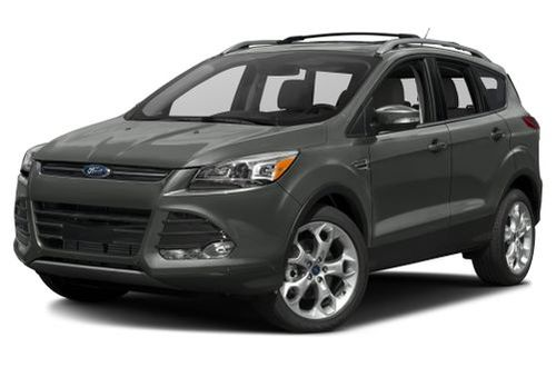 2016 Ford Escape 4dr Fwd